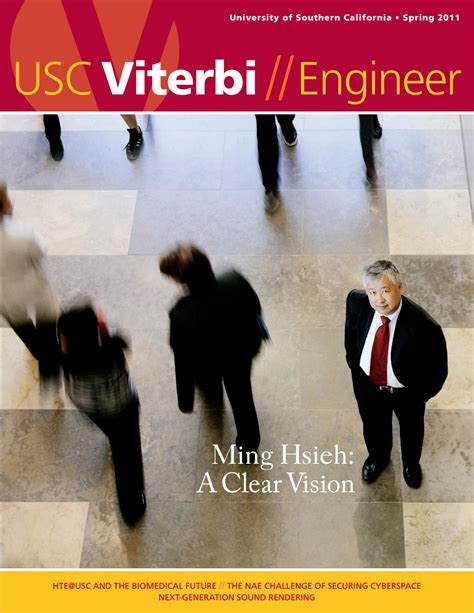 Usc Mba Qustions by Usc Viterbi Engineer 2011 By Of Southern