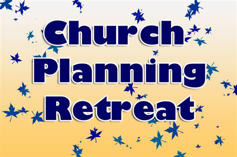 church event planning
