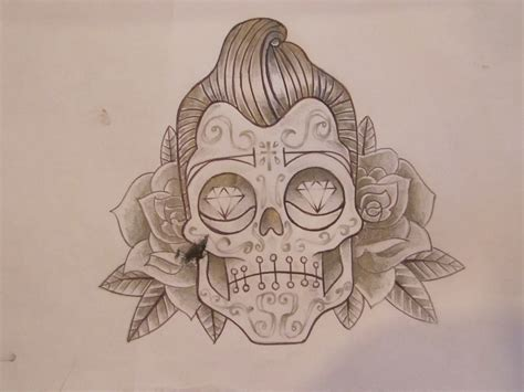 19 skull drawings art ideas design trends premium