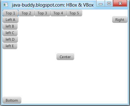 javafx scene layout hbox java buddy javafx 2 0 hbox and vbox