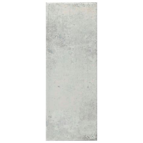 10 X 8 White Ceramic Tile by Merola Tile Forever White 5 7 8 In X 15 3 4 In Ceramic