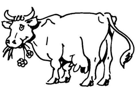 Vorlagen zum Ausmalen Malvorlagen Kuh Ausmalbilder 2
