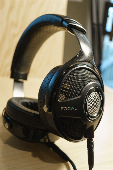 Headphone Focal Utopia Ears On Review Focal Utopia Open Back Headphones Technabob