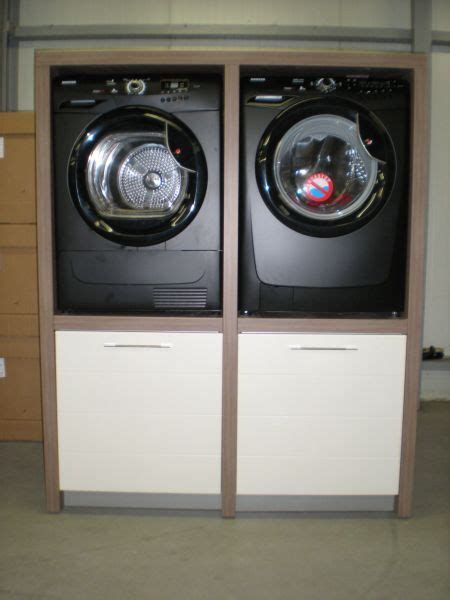 tafel wasmachine ikea wasmachine droger kast zolder pinterest