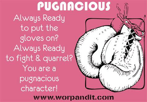 pug nacious pugnacious wordpandit