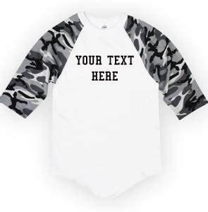 Personalized Sleeve T Shirt Custom Your Text Printed Gre nw personalized custom 3 4 sleeve baseball t shirts raglan