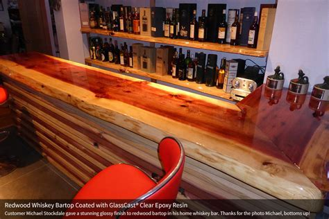 Tabletop, Bartop and Penny Floor Epoxy   Glass Cast   Easy