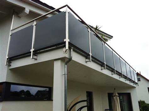 balkongelã nder bestellen terrassenuberdachung holz vsg glas bvrao