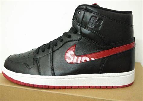 supreme air 1 supreme air 1 sneaker bar detroit