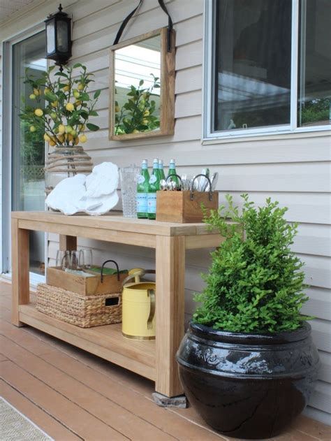 outdoor home decor ideas 25 best ideas about outdoor patio decorating on pinterest