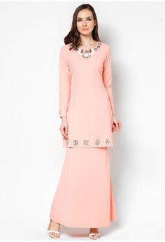 Set Kulot Zeeta Dusty 6 baju kurung moden lace minimalis baju raya 2016 fesyen