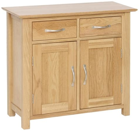 bryer oak small sideboard