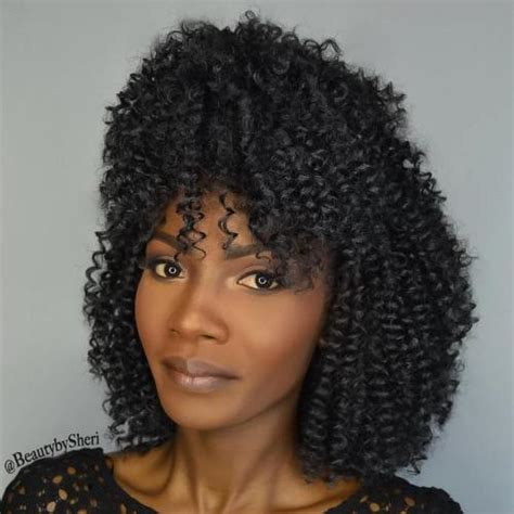 what length hair for wavy crochet bob 40 crochet braids hairstyles for your inspiration