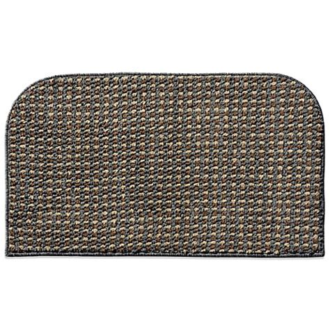 berber kitchen rugs buy garland berber colorations 18 inch x 30 inch kitchen rug in grey from bed bath beyond