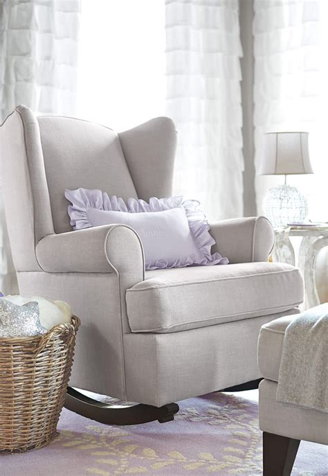 pottery barn rocking chair nursery 17 best images about gender neutral nursery ideas on