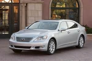2012 lexus ls 460 l