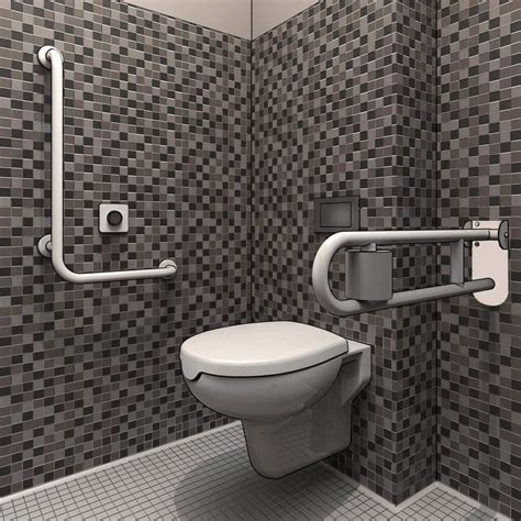 bagno per disabile normativa bagni disabili