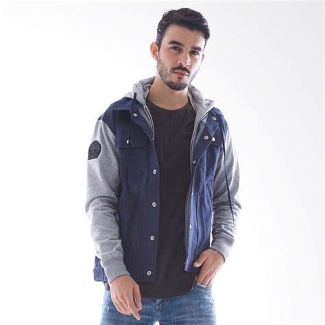 Jual Jaket Stretch jual tendencies dalton denim stretch jacket pria blue