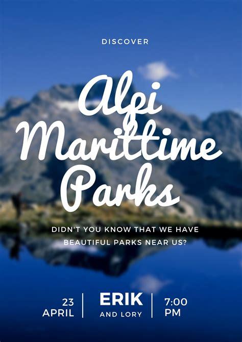 alpi marittime discover alpi marittime park with erik the one school