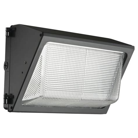 Lithonia Outdoor Lighting Lithonia Lighting Wall Mount Outdoor Bronze Led Wall Luminaire Twr1 Led 2 50k Mvolt M2