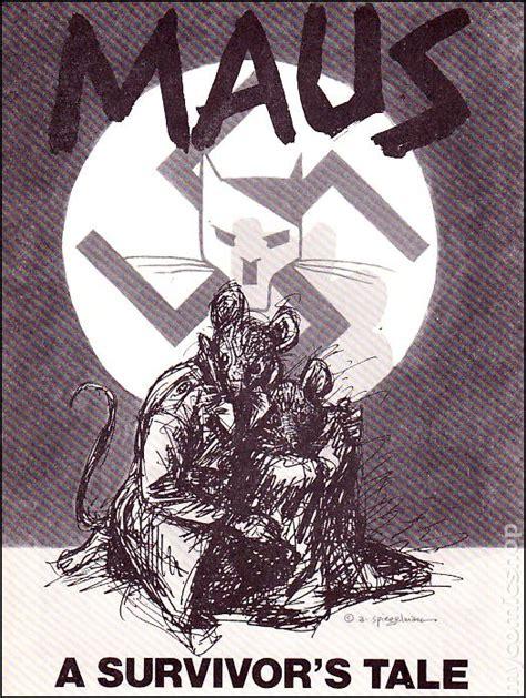 maus a survivor s tale maus a survivors tale 1980 1985 comic books