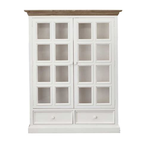White 2 Door Cabinet Mansfield 2 Door Display Cabinet White