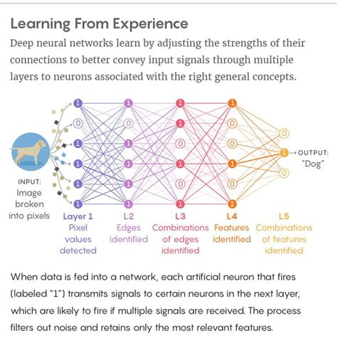 neural networks and learning learning explained to your ã a visual introduction for beginners who want to make their own learning neural network machine learning books best 25 learning ideas on machine