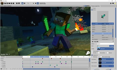free doodle animation maker mine imator minecraft animation software minecraft