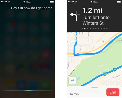 how to find your way home with siri imore