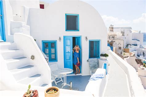 airbnb greece the complete santorini greece travel guide find us lost