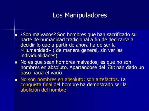 libro la abolicin del hombre la abolici 243 n del hombre