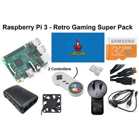Raspberry Pi 3 Model B Retropie