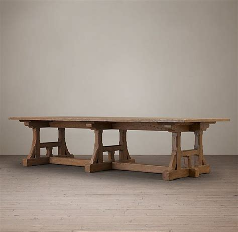 1000 ideas about craftsman dining tables on pinterest
