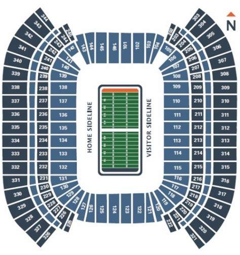 meadowlands seat view metlife stadium loge seat view