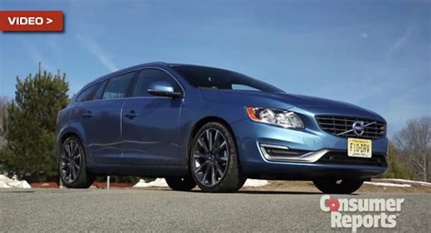 volvo  labeled   lifestyle wagon  consumer reports carscoops