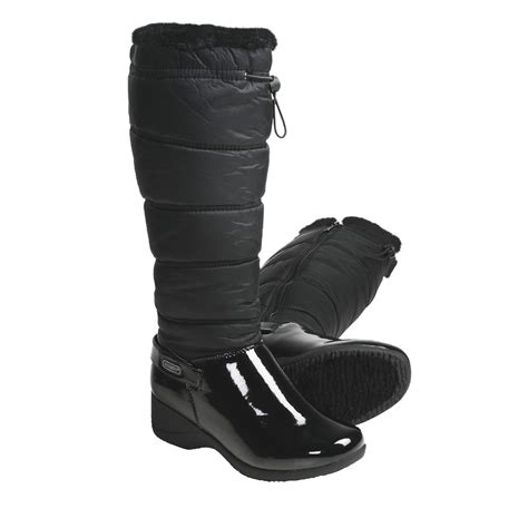 khombu boots for khombu snow puff winter boots for 3693c save 35