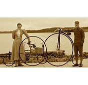 How To Bike Like A Victorian Era Cyclist
