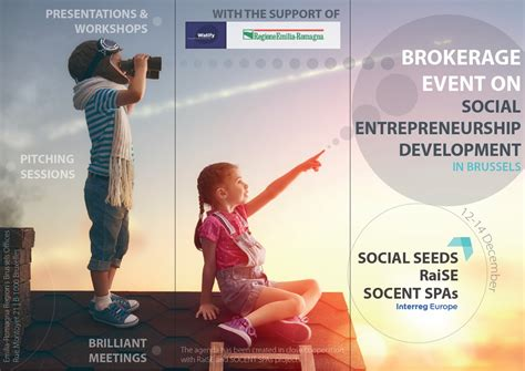 Mba Social Entrepreneurship Europe by Coming Soon Brokerage Event Social Entrepreneurship