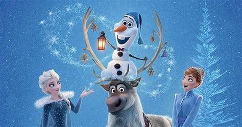 film elsa en arabe watch spellbinding trailer for olaf s frozen adventure