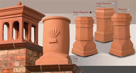 clay chimney pit clay chimney pots