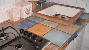 geflieste arbeitsplatte hartlieb geflieste k 252 chenarbeitsplatte mit cotto