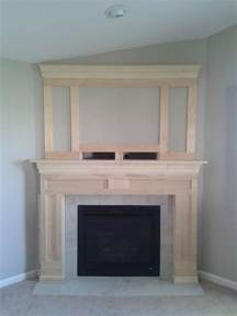 fireplace surround diy diy fireplace surround plans woodworking projects plans
