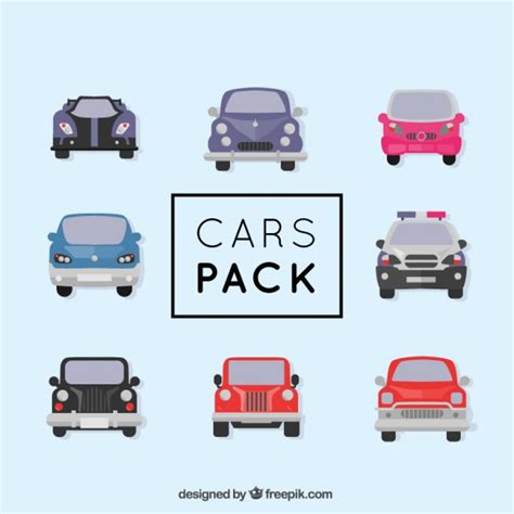 types of cars different types of cars vector free