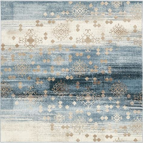 square rug 6x6 square rugs 6x6 room area rugs centripetal square rugs 6 215 6