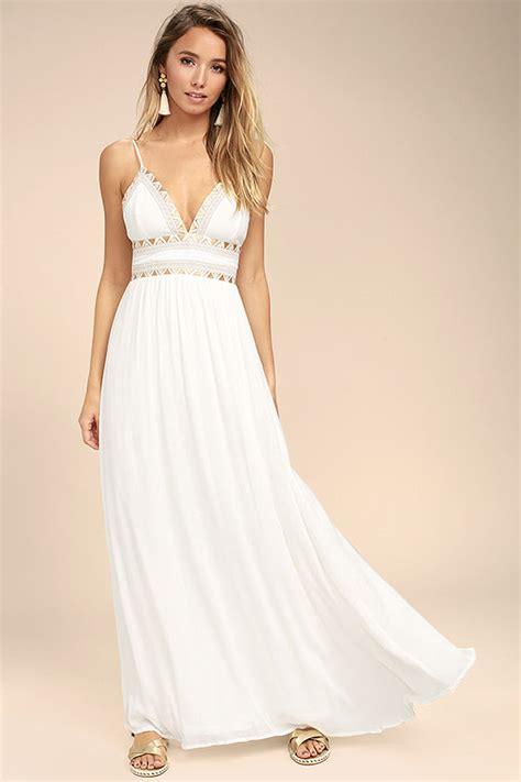 Dress Giza boho white dress maxi dress embroidered dress 76 00