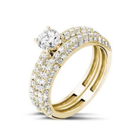 Verlobungsring Besonders by Anillos Compromiso De Diamantes En Oro Amarillo 0 50