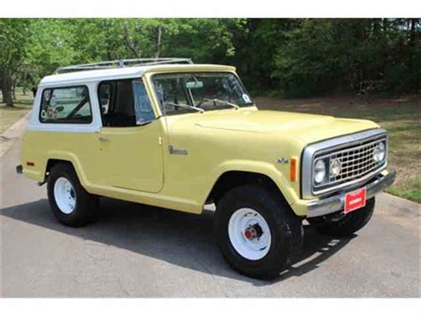 1972 Jeep Commander Jeep Commando Images Search