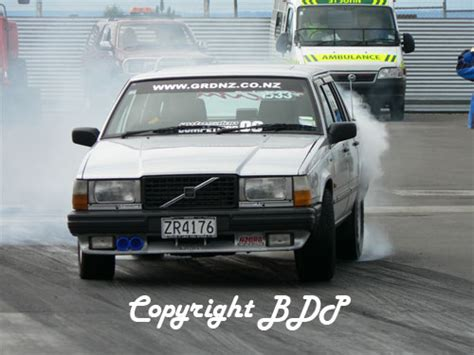volvo  turbo intercooler  mile trap speeds   dragtimescom