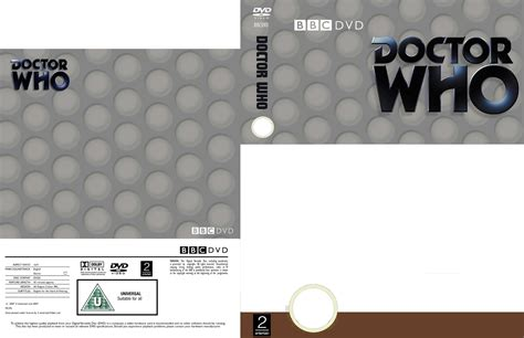 Doctor Who Template my doctor who dvd covers templates