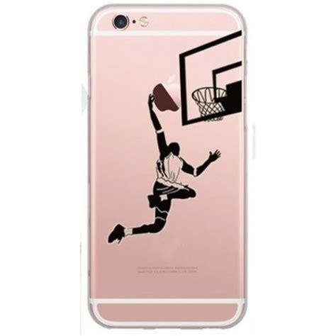 Iphone Motif For Iphone 66s coque en silicone souple motif quot basketeur quot pour iphone 6 6s bdx seulement chez phone center 57